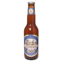 Пиво св.н/ф Vilniaus Wheat 5% 0,33л с/п