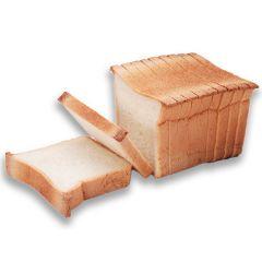 Хліб пшеничний Тостовий нарізний ваг