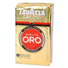 Кава мел.Lavazza Qualita Oro брикет 250г