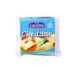 Сир 32,6% пл Чеддар тост Lactima 130г