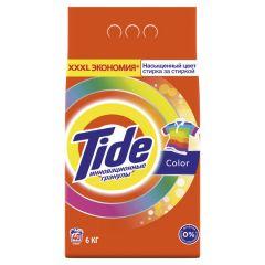 Порошок пральн.Tide Color Aut.6кг