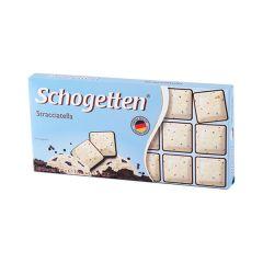 Шоколад б.з какао-бобами Schogetten100гр