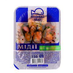 М'ясо мідій по-сицил.Водний світ 150г