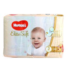 Підгузники Huggies El.Soft 3-80шт.5-9кг