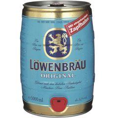 Пиво св.Lowenbrau Orig.5,2% 5л з/б