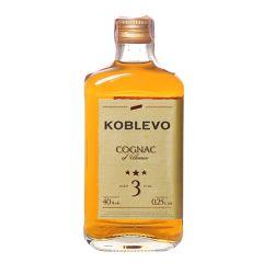 Коньяк 40% 0,25л Коблево 3*