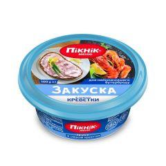 Закуска зі см.креветки Пікнік меню 100г