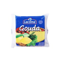 Сир 32,6% пл Гауда тост Lactima 130г