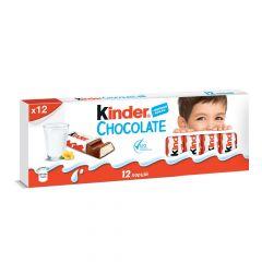 Шоколад мол. Kinder Chocolate Т12 150г