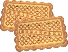 Печиво цук.Диканське з родзинками ваг