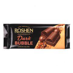 Шоколад Roshen пористий ек.чор.ВКФ 85г