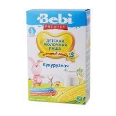 Каша кукур.н/ал.преб.Bebi Premium 200г