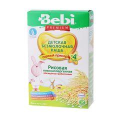 Каша рисова н/ал.преб.Bebi Premium 200г
