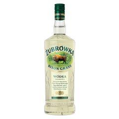 Горілка 37,5% 1л Zubrowka Bison Grass