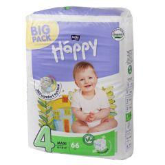 Підгузники дит.Bella HAPPY 66 шт.8-18 кг