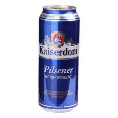 Пиво 0,5 4,7% св.філ.пас.Pilsener бан.