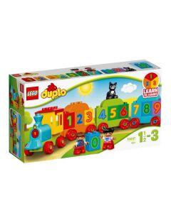 Конструктор Lego Потяг із цифрами 10847