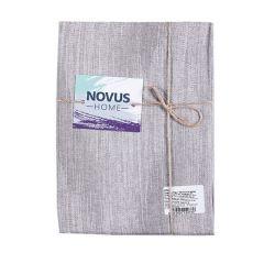 Скатертина Novus Home Рietra 180*136 мел