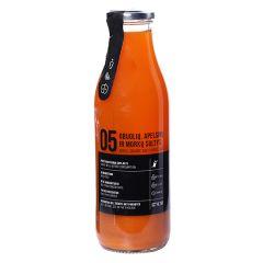 Сік ябл.ап.морк.з м.Vaisių sultys 0,75л
