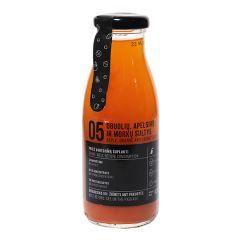 Сік ябл.ап.морк.з м.Vaisių sultys 0,25л