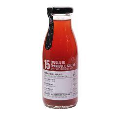 Сік ябл.журавл.Vaisių sultys 0,25л с/п