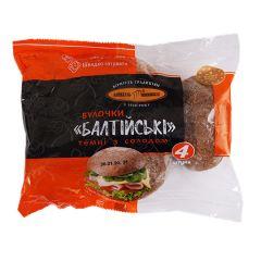 Булочки Балт.тем.солод. Київхліб 0,24кг