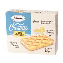 Печиво лимон.Falcone 240