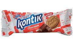 Печиво смак.шокол.Конті super kontik 76г