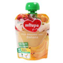 Пюре фр. яблуко банан Milupa 80г