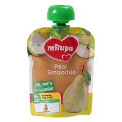 Пюре фруктове груша Milupa 80г