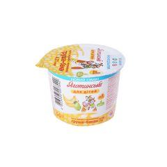 Паста сир. 4,2% груша-банан Яготин 100г