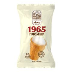 Морозиво пломбір 1965 Лімо ст 70г