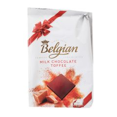 Цукерки шоколадні Toffi Belgian 153г