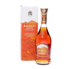 Бренді Арарат Apricot 35% 0,5л в кор.