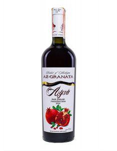 Вино гран. напівсух. Agsu 12% 0,75л