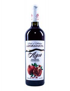 Вино гран. напівсол. Agsu 12% 0,75л