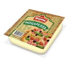 Сир м'який Моцарелла 45% Ферма брик.200г