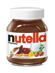 Паста горіх-шок.Nutella Ferrero 180г