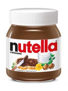 Паста горіхово-шоколадна Nutella 350г