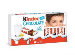 Шоколад молоч.Kinder Chocolate 8шт*12,5г