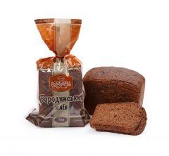 Хліб Бородинський Рум'янець нарізка 500г