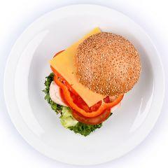 Гамбургер з куркою