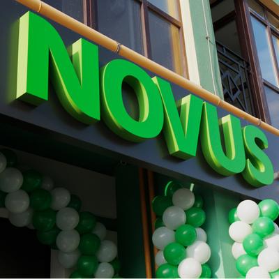 NOVUS відкриває ще один магазин в Ірпені
