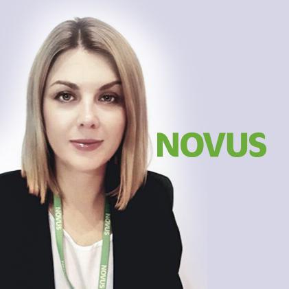 Звернення Директора з управління персоналом NOVUS Юлії Назарець